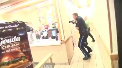 【衝撃!】米版警察24時?テレビスタッフが撃たれて死亡の衝撃映像!(観覧注意!)