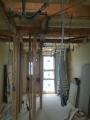 新築3棟目2階電気工事