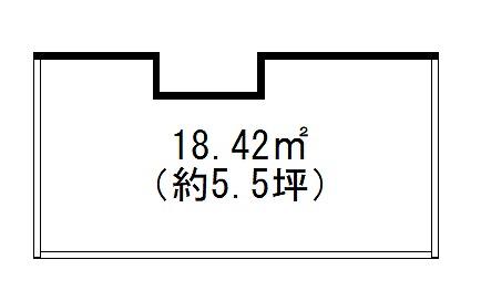 ベルタ地下1階 間取り図面