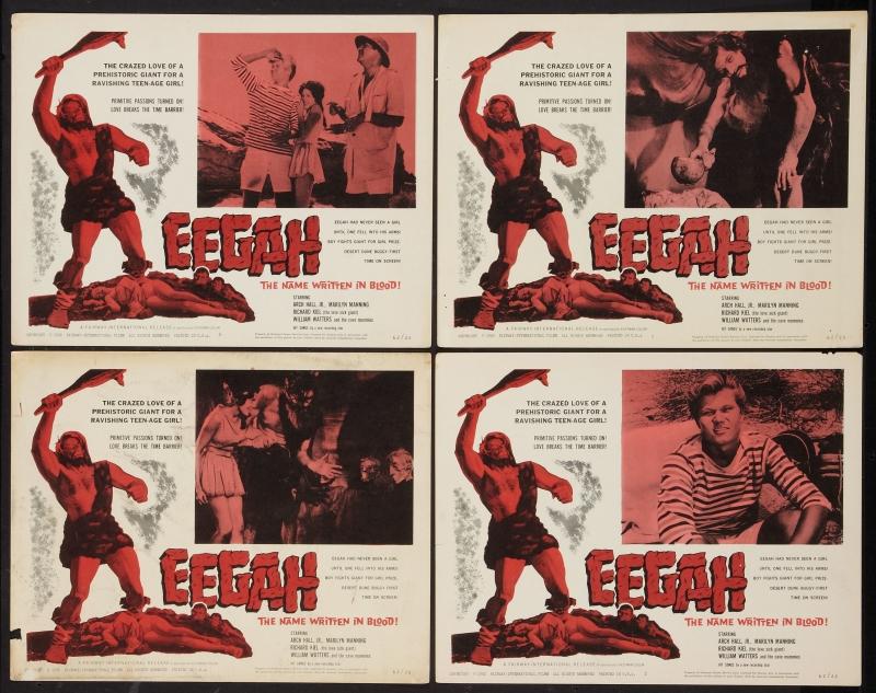 EEGAH lobby cards