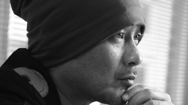平山夢明©masahiko taniguchi