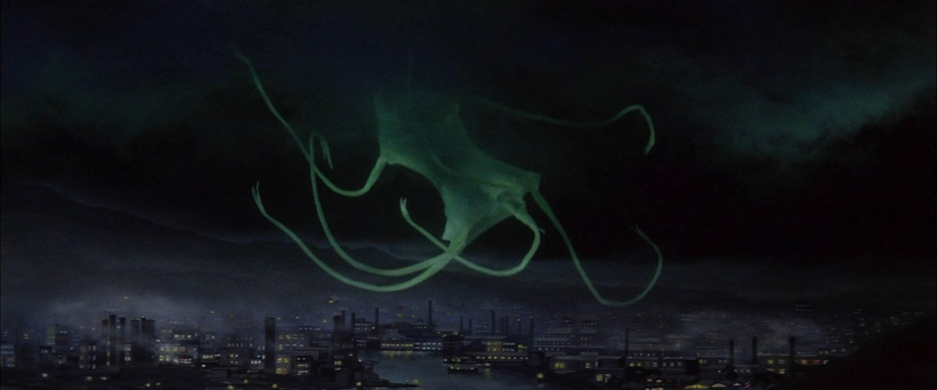 宇宙大怪獣ドゴラ 宇宙クラゲ