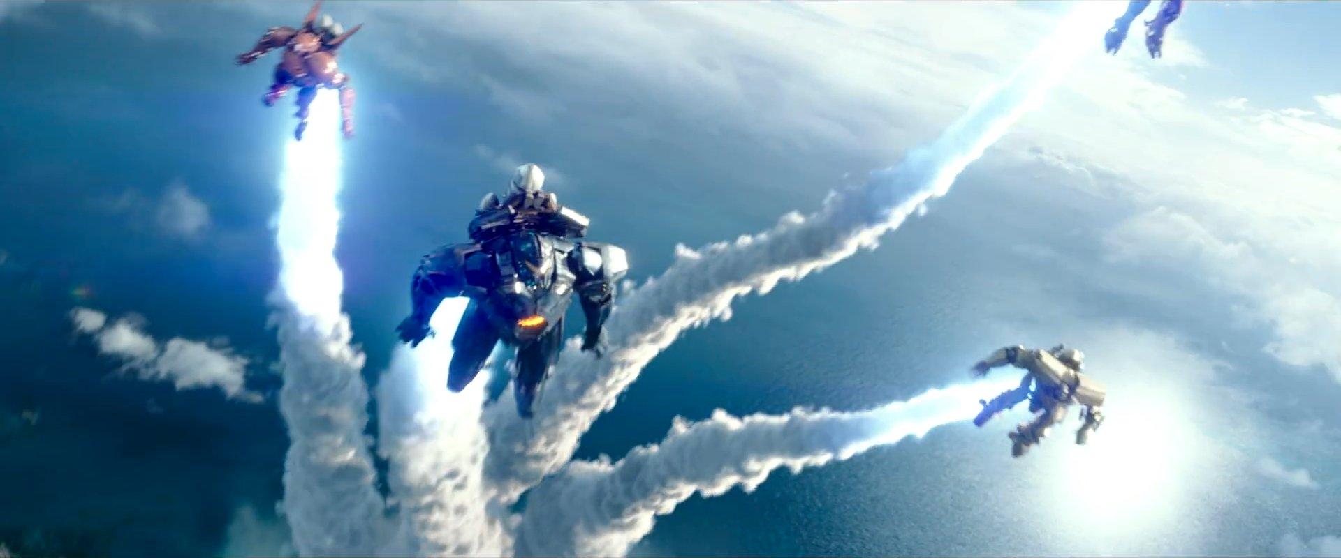 パシフィック・リム:アップライジング イェーガー翔ぶ