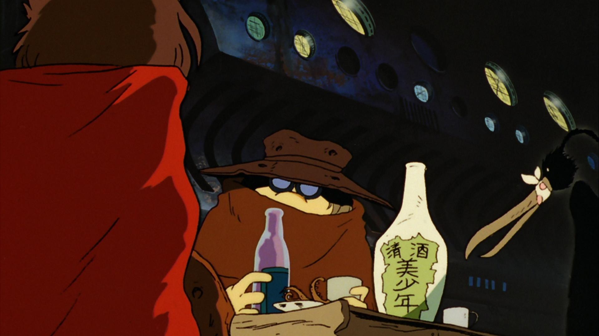 お酒映画ベストテン 銀河鉄道999