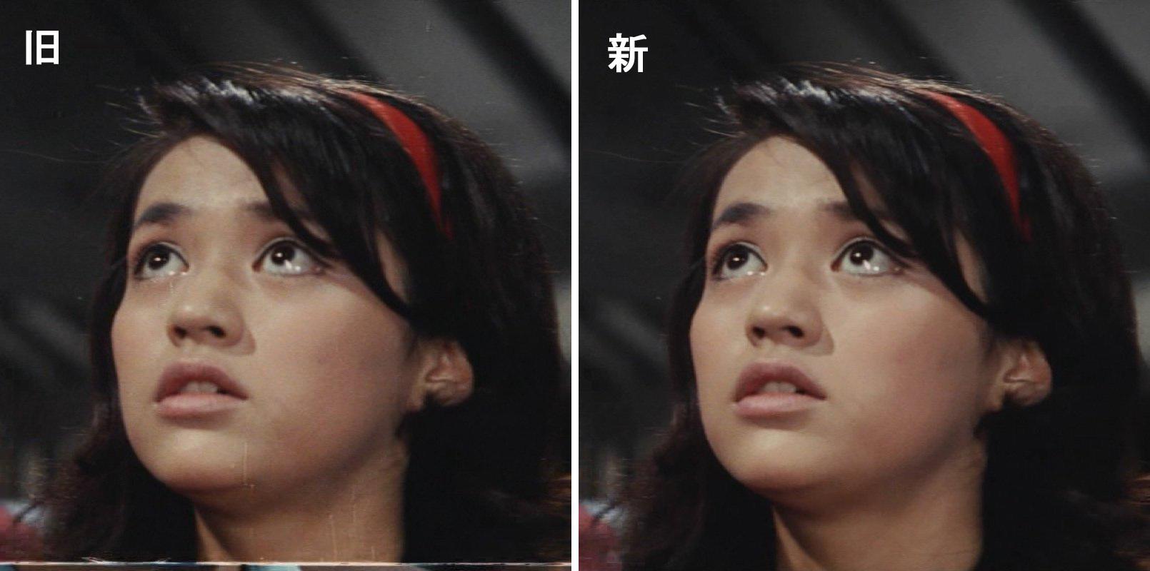 高橋紀子(2画面比較)