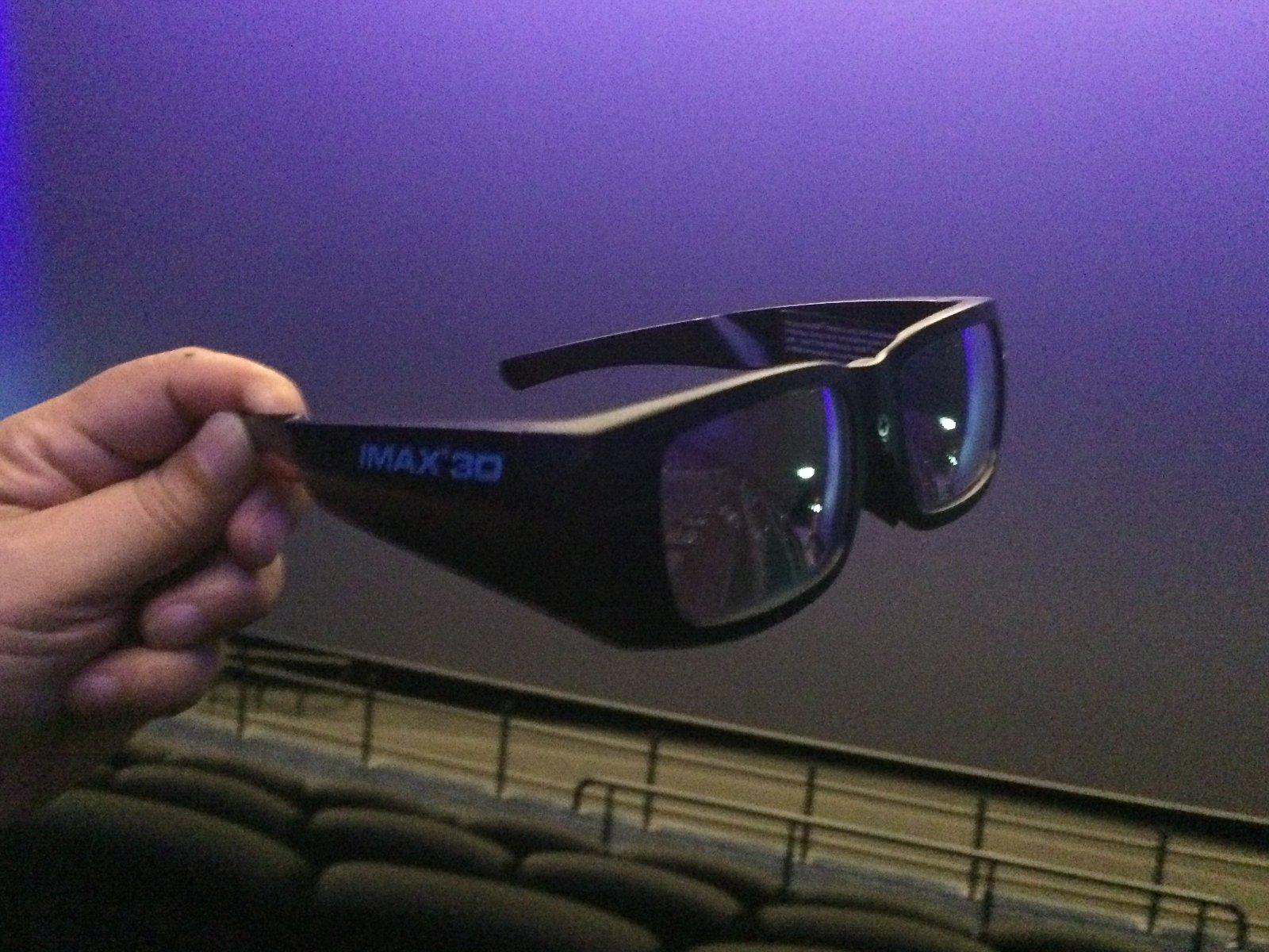 20180511 IMAX専用3Dメガネ