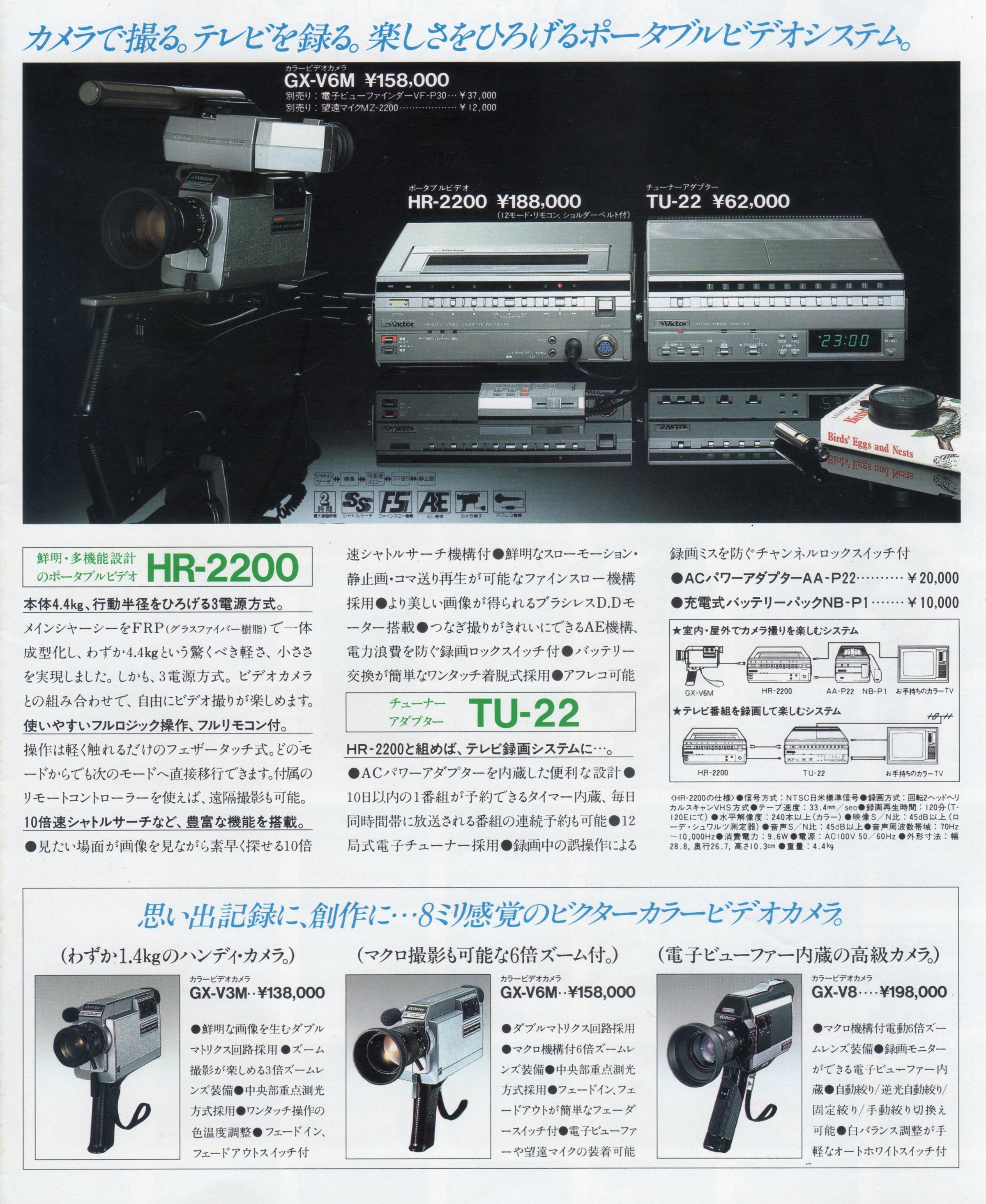 HR-2200_TU-22 カタログより