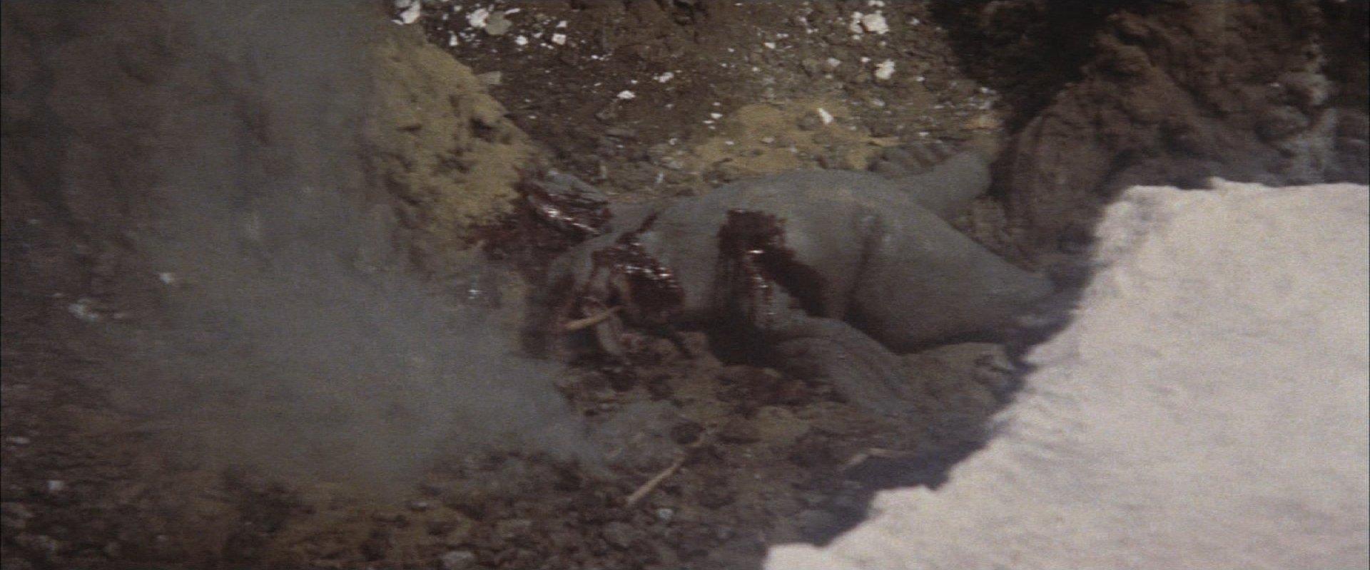 『妖星ゴラス』マグマの最期
