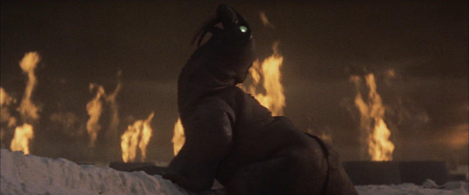 『妖星ゴラス』マグマ
