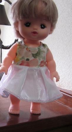 メルちゃんドレス