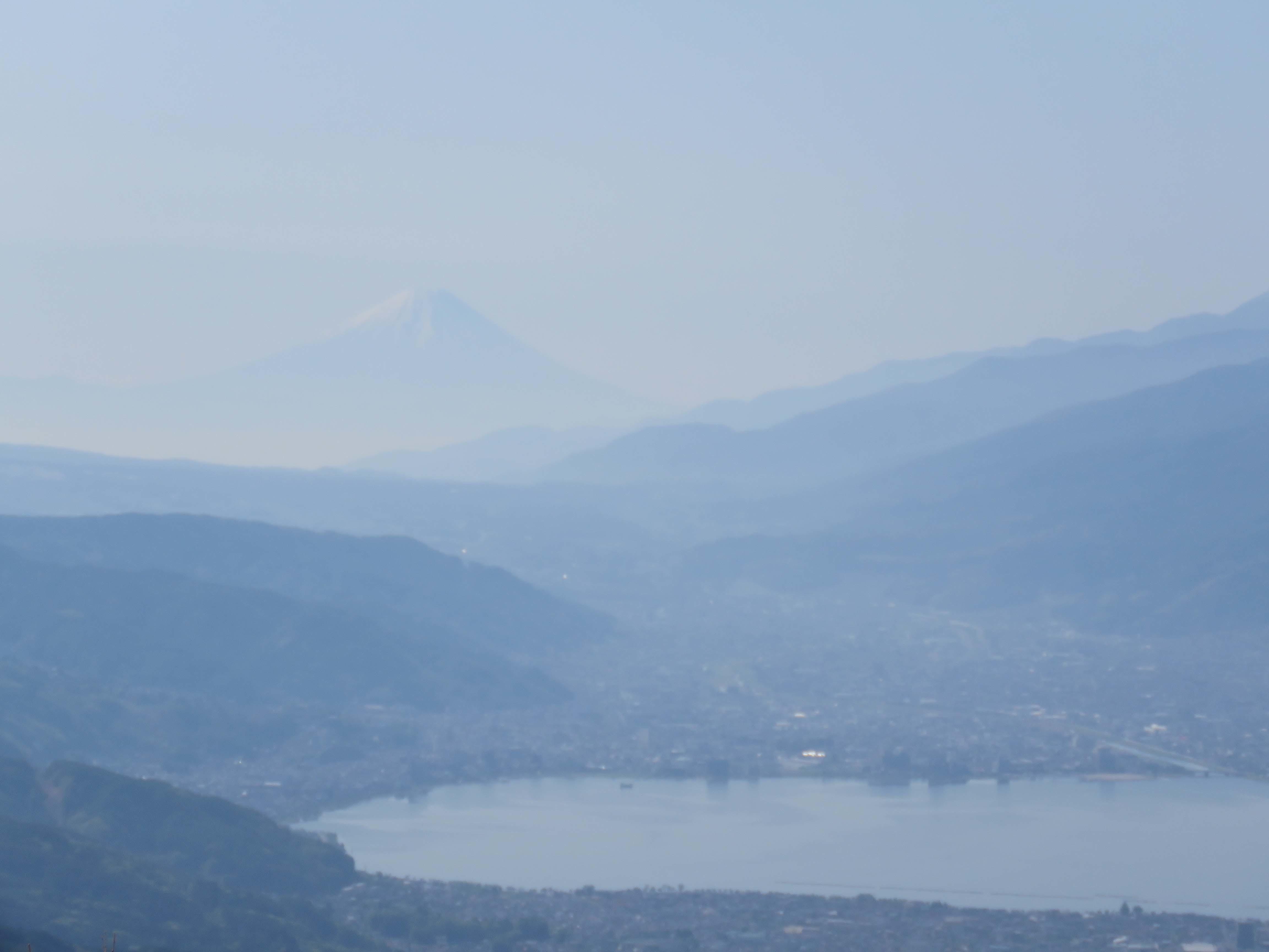 富士山_180501