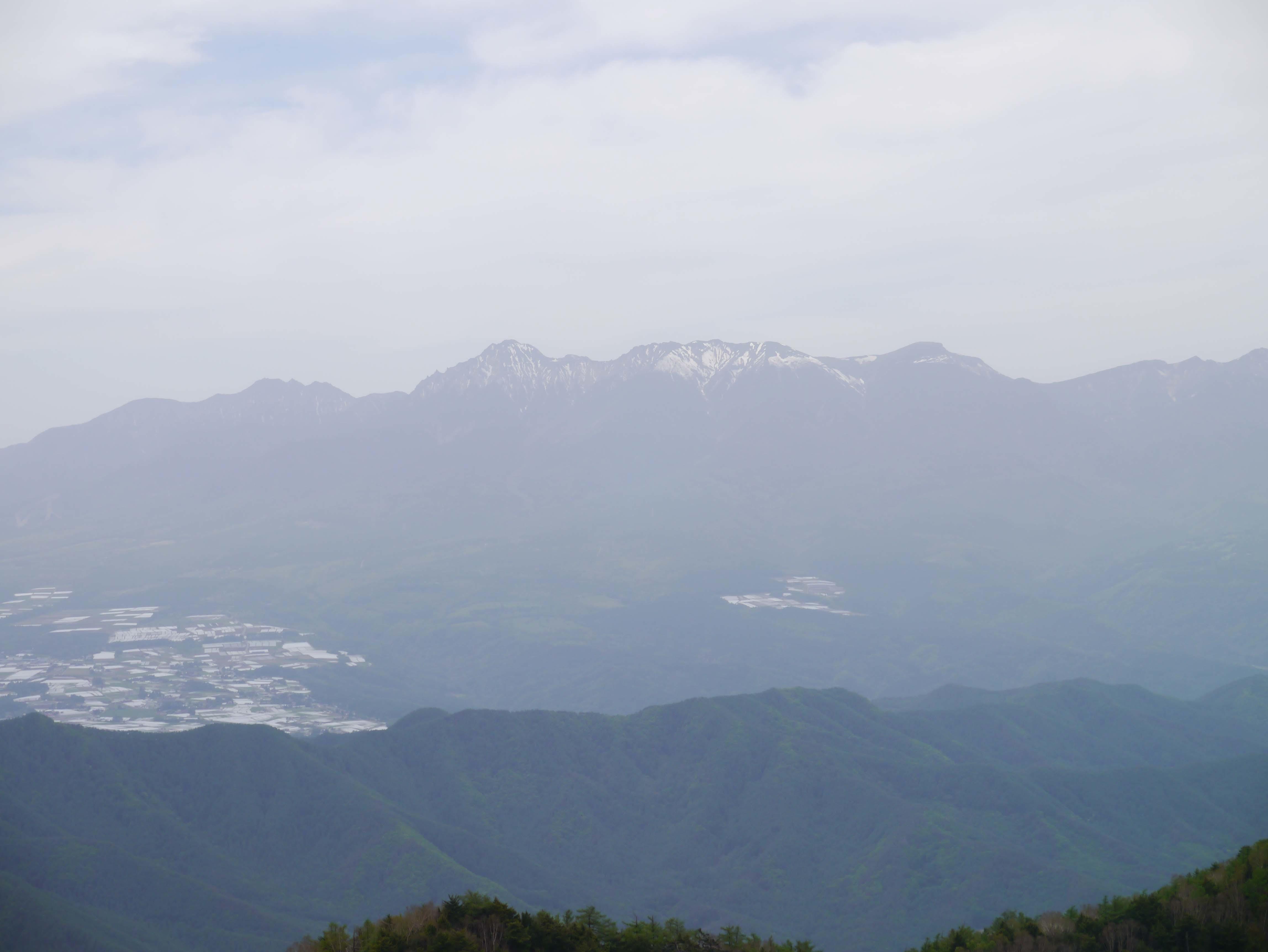 八ヶ岳_180525