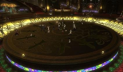 FF14 ゴールドソーサー ダンスマスター