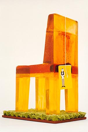Tea time chair 1993(後)