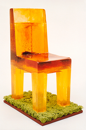 Tea time chair 1993(前)