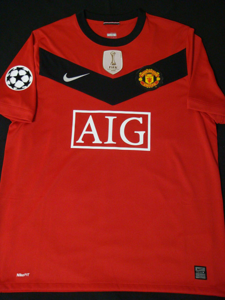 09/10 MANCHESTER UNITED (H)