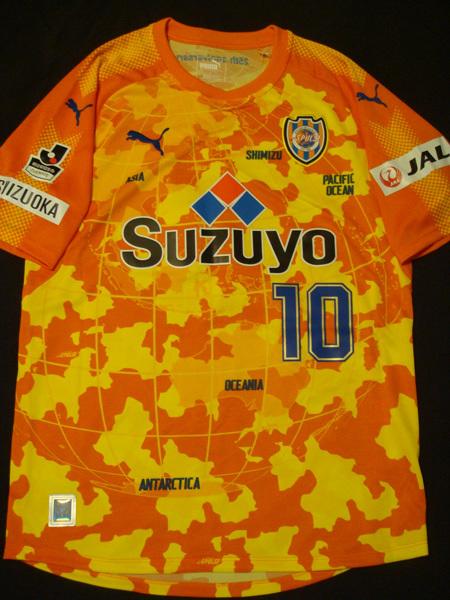 17 SHIMIZU SPULSE 1st