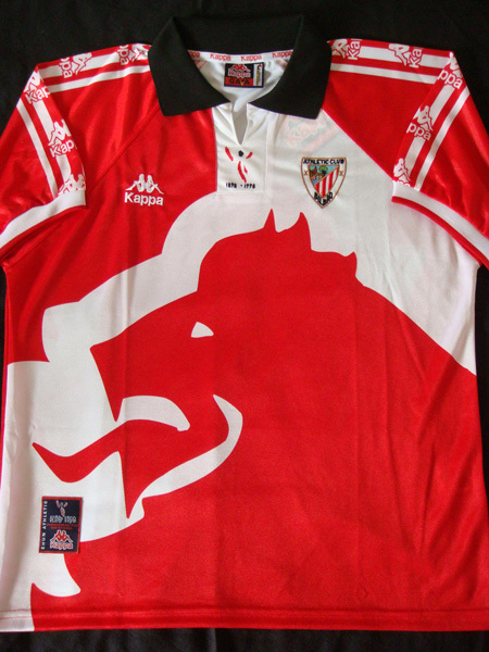 98/99 ATHLETIC BILBAO (100th)