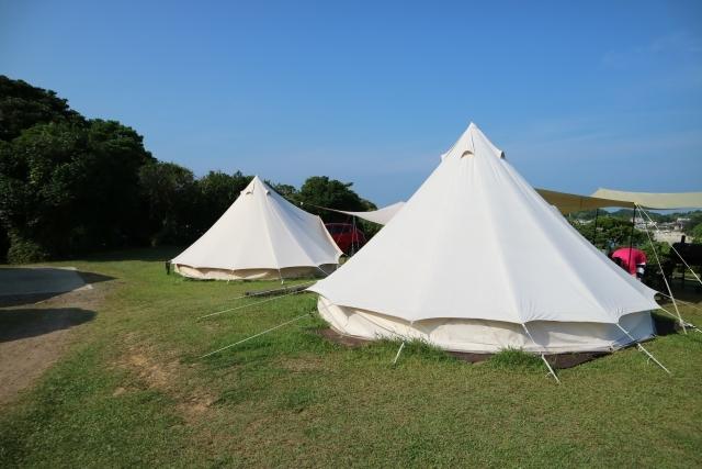 カテゴリ内からキャンプ場を選択してください。