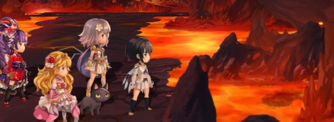 アナデン ナダラ火山 6章