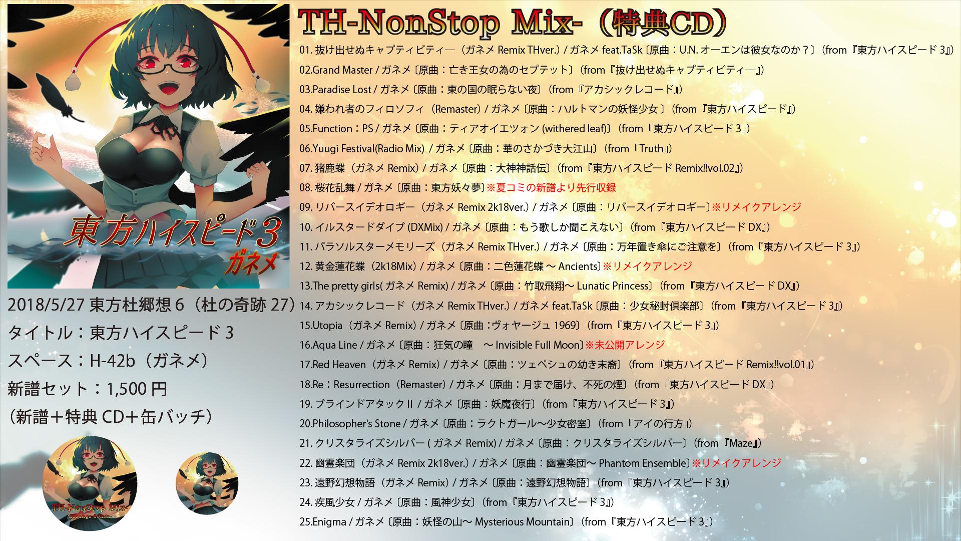 TH-NonStop-Mix-_トラックリスト(東方杜郷)2