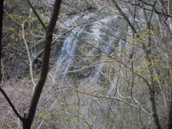 白石の滝180421