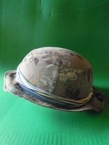 昨年夏のヘルメットカバー180426