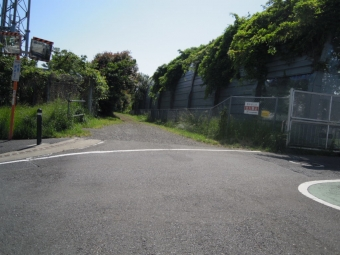 高速道路側道行き止まり180428
