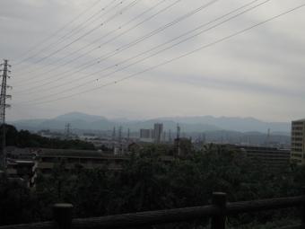 大山、三の塔、塔の岳、丹沢山、蛭ヶ岳の順に180430