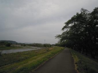 多摩川サイクリングロード180430