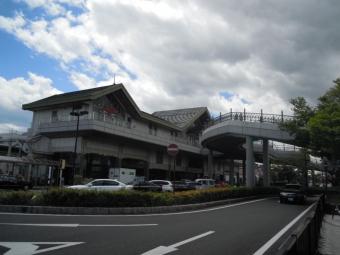 軽井沢駅180504