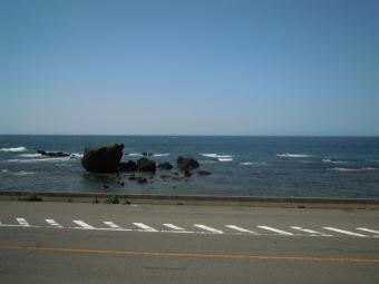 日本海らしい感じ180505