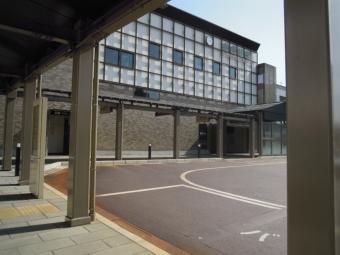 糸魚川駅180505