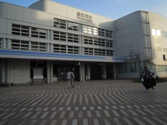 直江津駅180505