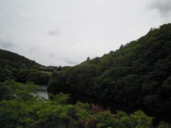亀山湖周辺ー4-180528