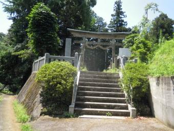 栃窪神社180625