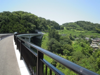 栃窪バイパス180625