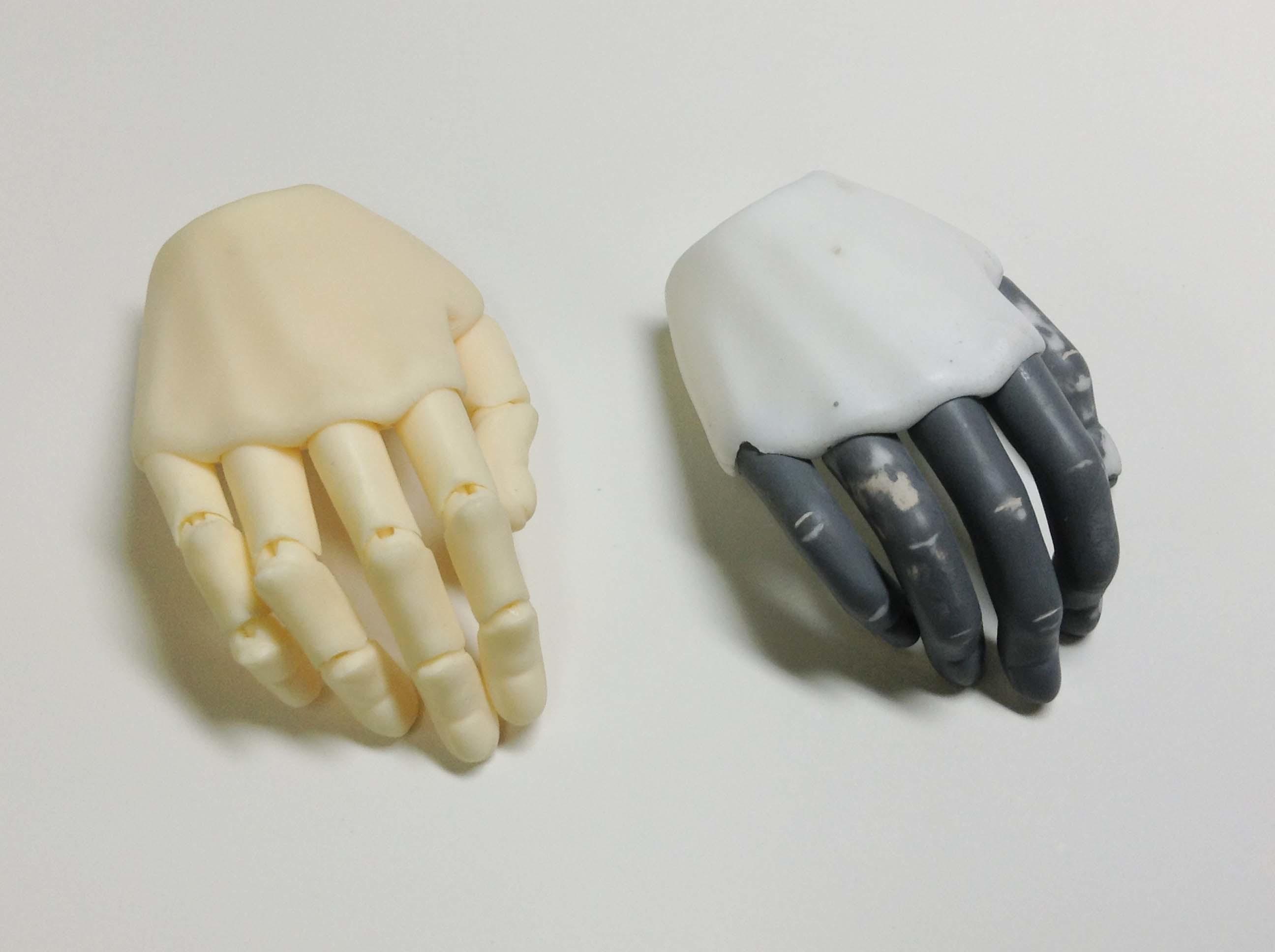 セミ可動指70(男の子)原型02