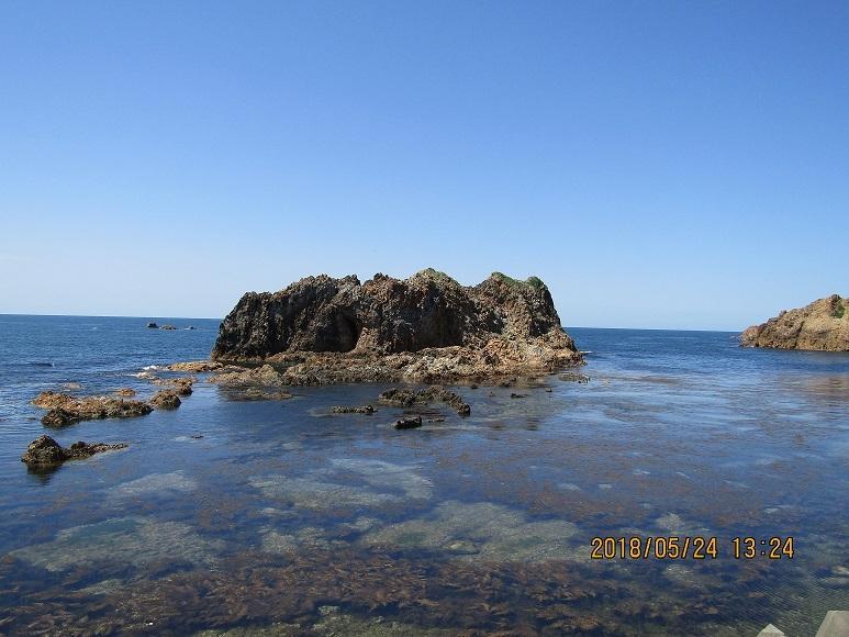 深浦町の海5