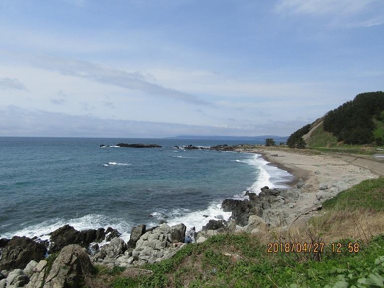 大間越海岸3