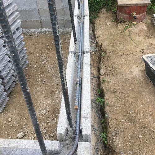 一人で作るブロック小屋③ ~窓の部分をどうするか~⑥