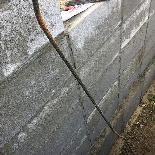 一人で作るブロック小屋③ ~窓の部分をどうするか~⑫