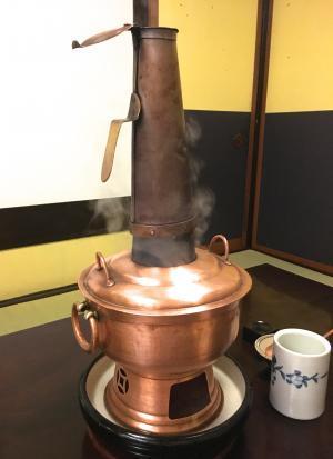 しゃぶしゃぶ専用鍋2