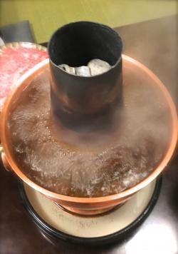 しゃぶしゃぶ専用鍋3