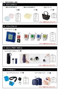トランザクション株主優待カタログ