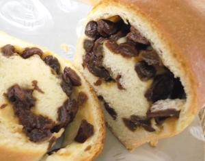舞い鶴ぶどうパン