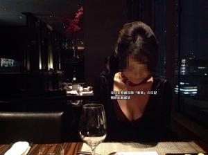 ホテルディナー③