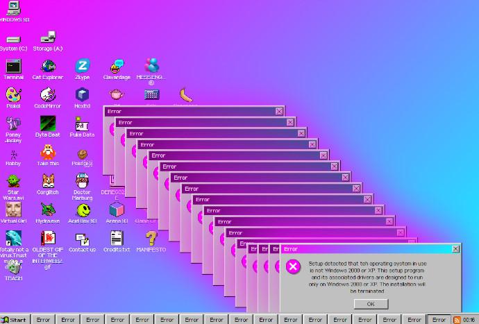 Windows93が体験できるサービス11