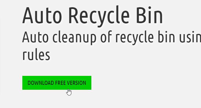 Auto Recycle Bin2