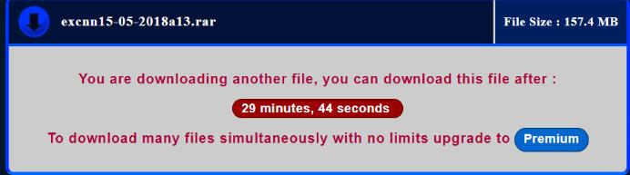 アップローダーサイトの待機時間を回避2